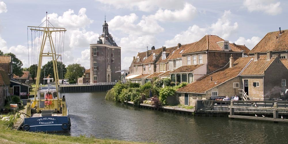 Enkhuizen cycling holidays holland