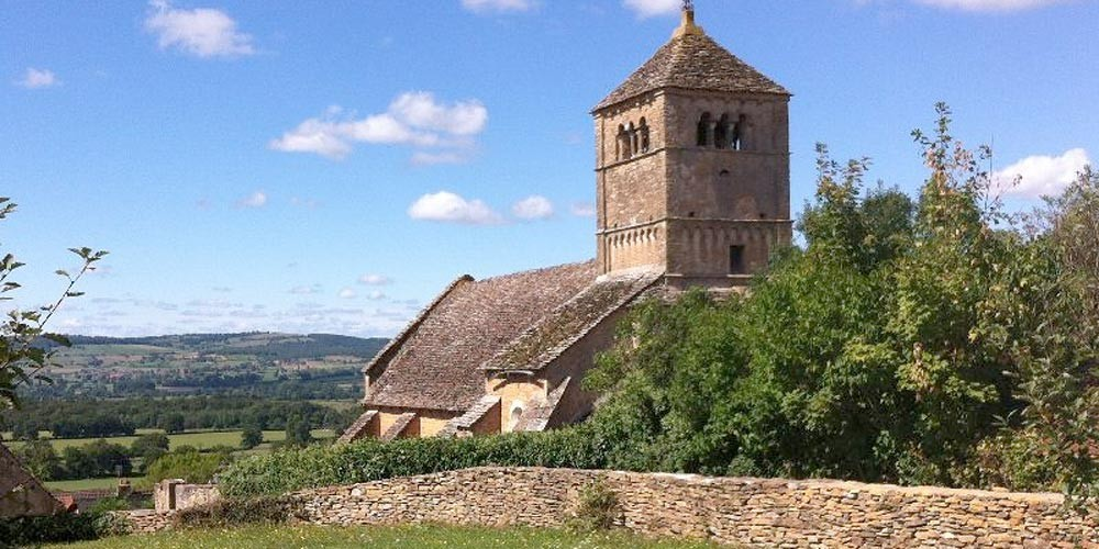 South of Burgundy bike holidays