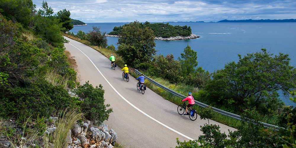 Bike & Boat Pearls of Dalmatia