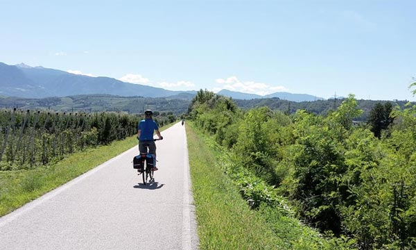 Adige Cycling Tour � Nauders to Verona classic