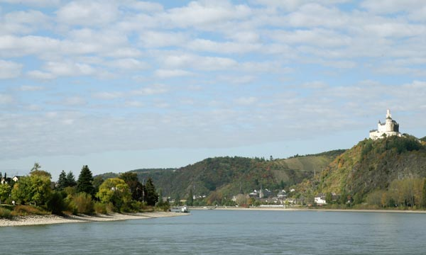 Rhine and Neckar