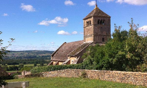 South of Burgundy cycle tours